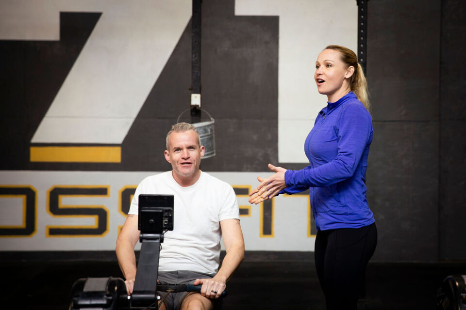 CrossFit Training for Everyone